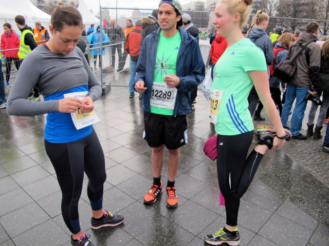 Pre-Race Prep Berlin Half Marathon