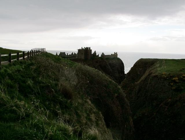 Dunnottar Castle!