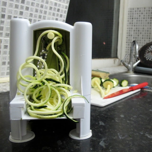 Live Loosley Spiralizer