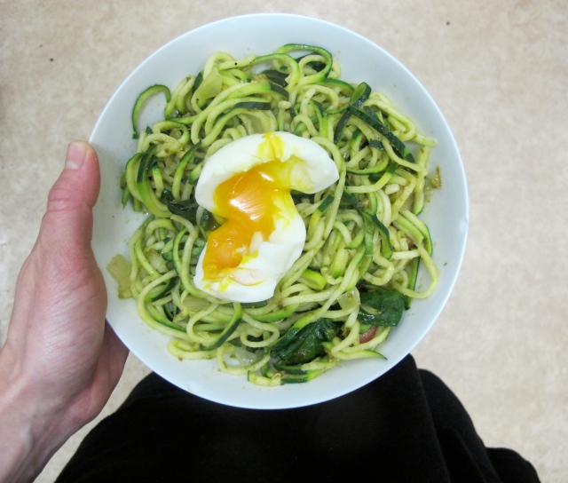 Courgetti - Healthy Meals