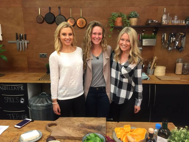 The Performance Kitchen, London Paleo Girl, Live Loosley and TPK host, Lizzie White, The Take-overs